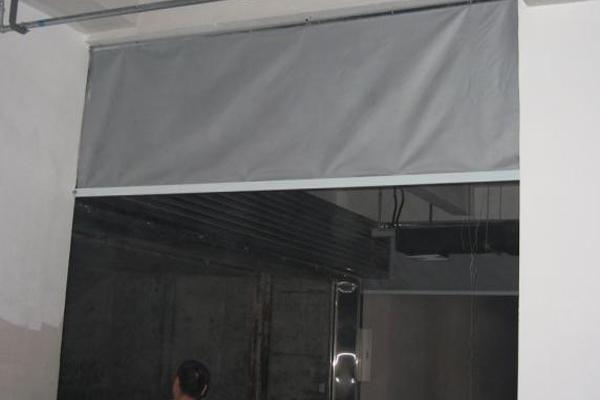 固定式挡烟垂壁